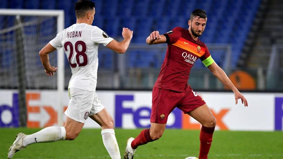 AS Roma v CFR Cluj: Group A - UEFA Europa League | MB Media/Getty Images