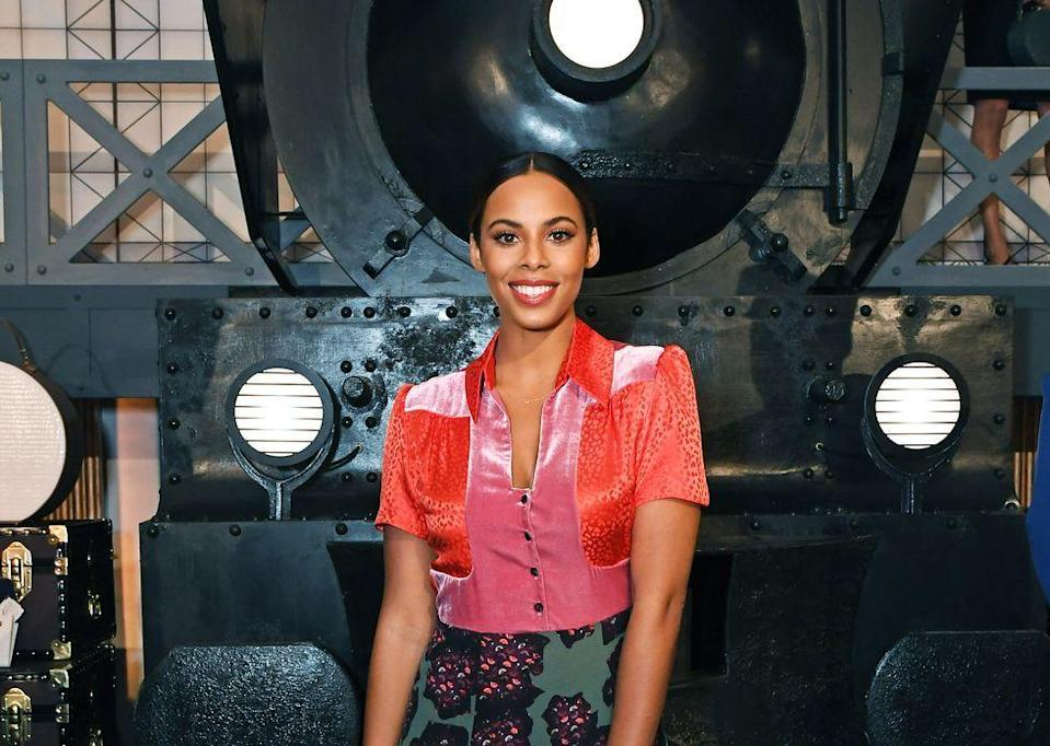 """<p>TV presenter and singer Rochelle appears to have returned to her pre-pregnancy figure quite quickly after having her second daughter, Valentina, just six months ago. But speaking to magazine <a href=""""http://www.dailymail.co.uk/tvshowbiz/article-4860970/Rochelle-Humes-shows-sensational-post-baby-body.html"""" rel=""""nofollow noopener"""" target=""""_blank"""" data-ylk=""""slk:Fit & Well"""" class=""""link rapid-noclick-resp"""">Fit & Well</a>, she explained she'd done it the proper way, by working hard to exercise and eat well, as opposed to trying any quick fix solutions. """"There is no secret to it, you just have to stick to it,"""" she said. """"It's a lifestyle. I think if you're fit and looking after yourself then you're doing it right. No crash diets, no crushing the training.</p><p>""""I'm not doing this to be a shape that isn't what I am. I still want to be curvy and still be me,"""" she said.</p>"""