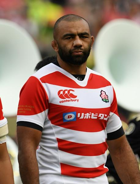 Michael Leitch will captain Japan in their first ever Test against England at Twickenham