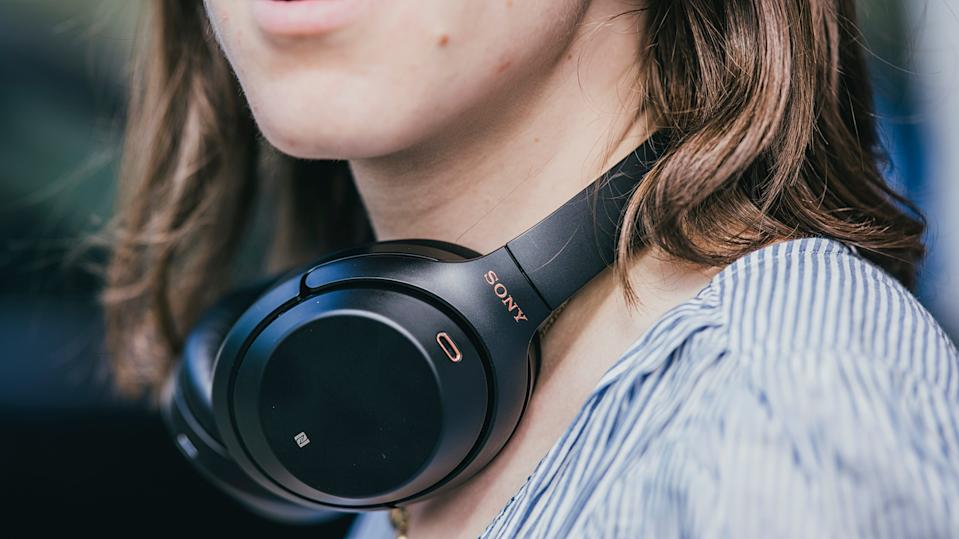 The best gifts for travelers: the Sony Noise Canceling Headphones