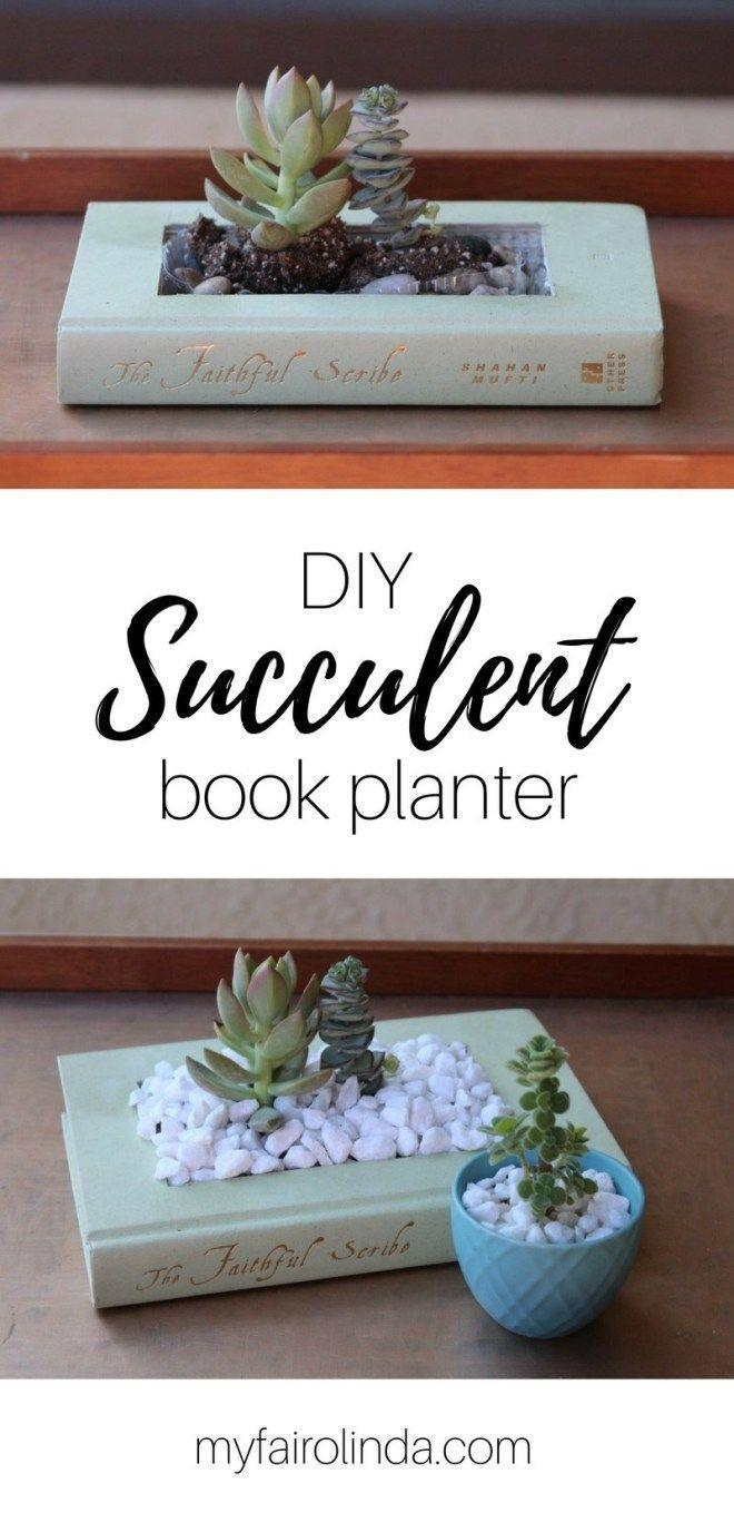 """<p>Take her succulent planter to the next level with this adorable vintage project. Maybe even stop by the bookstore and grab her favorite read for an added bonus.</p><p><em><strong>Get the tutorial from <a href=""""http://happilydwell.com/2015/10/06/diy-book-planter/"""" rel=""""nofollow noopener"""" target=""""_blank"""" data-ylk=""""slk:Happy Dwell"""" class=""""link rapid-noclick-resp"""">Happy Dwell</a>.</strong></em></p><p><strong><a class=""""link rapid-noclick-resp"""" href=""""https://www.amazon.com/gp/slredirect/picassoRedirect.html/ref=pa_sp_atf_aps_sr_pg1_1?ie=UTF8&adId=A08921382GHZ7Q41ETZHW&url=%2FAltman-Plants-Assorted-Live-bulk%2Fdp%2FB07L1G31YT%2Fref%3Dsr_1_1_sspa%3Fdchild%3D1%26keywords%3DSUCCULENTS%26qid%3D1605822428%26sr%3D8-1-spons%26psc%3D1&qualifier=1605822428&id=827730693532152&widgetName=sp_atf&tag=syn-yahoo-20&ascsubtag=%5Bartid%7C10063.g.34832092%5Bsrc%7Cyahoo-us"""" rel=""""nofollow noopener"""" target=""""_blank"""" data-ylk=""""slk:SHOP SUCCULENTS"""">SHOP SUCCULENTS</a></strong></p>"""
