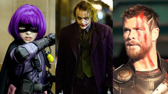Reddit users shared their favourite superhero movies. (Credit: Universal/Warner Bros/Marvel)