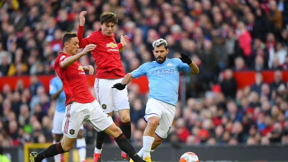 Manchester United vs Manchester City, derbi de Manchester | Laurence Griffiths/Getty Images