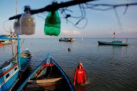 The Wider Image: Mining tin from the sea