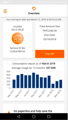 Easy Ways to Pay Bills Online - Meralco Mobile App