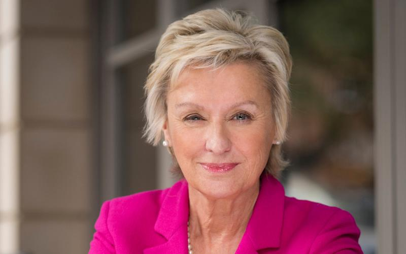 Award-winning journalist and media company founder, Tina Brown. - Andrew Crowley