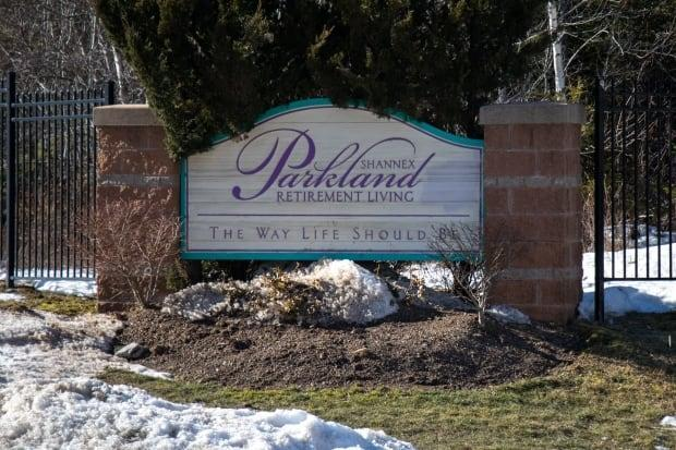Shannex operates this retirement living complex in the Clayton Park area of Halifax.  (Robert Short/CBC - image credit)