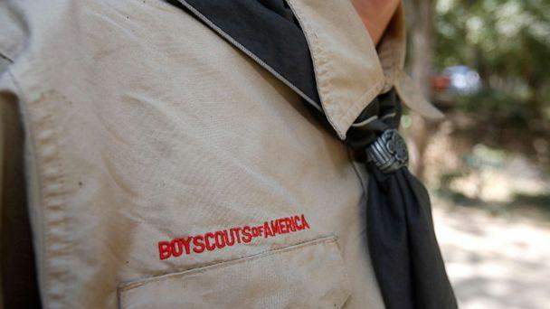 PHOTO: A Boy Scout is pictured, July 31, 2015. (George Frey/Getty Images)