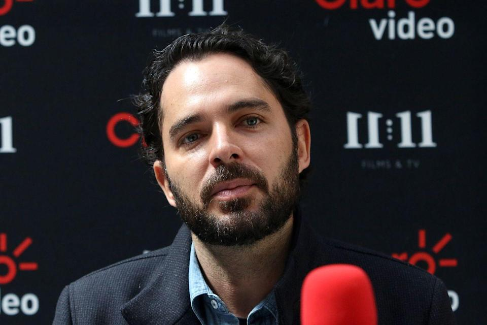<p>Cardona plays the Alex Guzmán on the show. And, let's just say he plays Alex well. Despite only having a few acting credentials—<em>Narcos</em> and <em>The Snitch Cartel</em>—he's amazed fans with his gut-wrenching scenes in <em>Who Killed Sara?.</em></p>