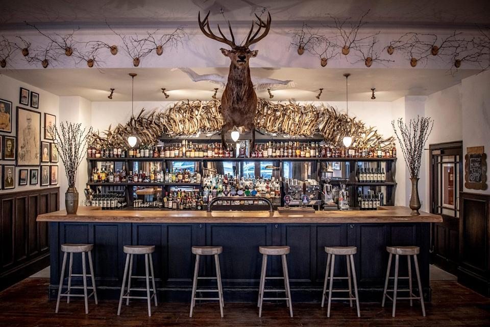 The Flying Stag (Fife Arms)