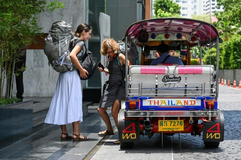 Tourism and currency woes have weighed on Thailand's economic growth