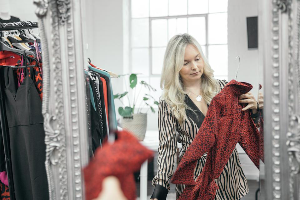 Emma Watkinson is the chief executive of fashion retailer Silkfred (Silkfred)