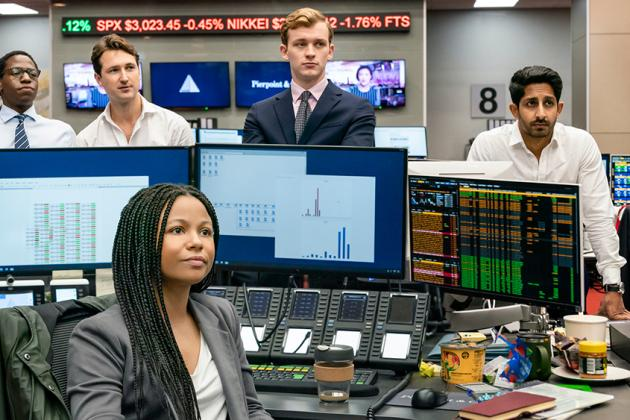 'Industry' Puts a Hazy, Sexual Spin on High-End Investment Banking: TV Review
