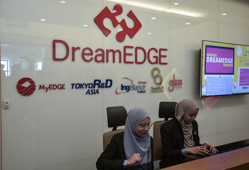 Tun Dr Mahathir said he did not approve the investment by VentureTech Sdn Bhd in DreamEdge. — Picture by Shafwan Zaidon