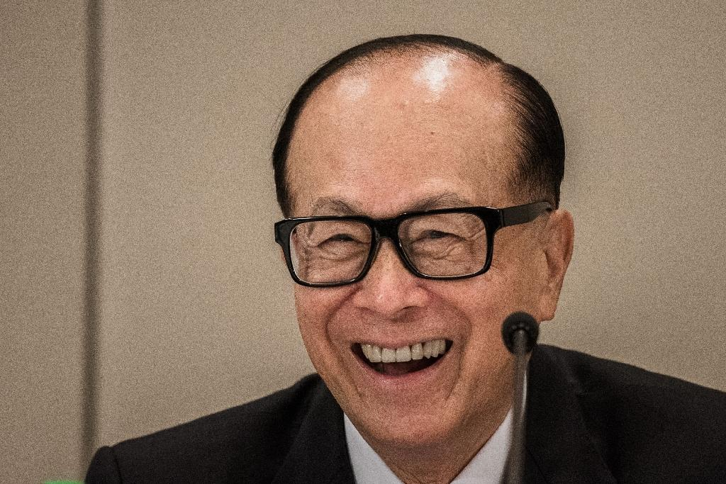 <p>No. 19: Li Ka-shing<br /> Net worth: $31.2 billion<br /> Source of wealth: Diversified<br /> (AFP) </p>