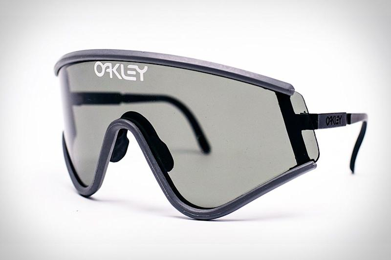 The Eyeshade remains an example of Oakley's roots