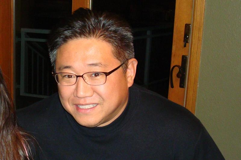 FILE - This 2011 file family photo provided by Terri Chung shows Kenneth Bae. Bae, detained in North Korea for the past nine months, has been hospitalized after losing more than 50 pounds, and the need to bring him home is becoming more urgent, his sister said Sunday Aug. 11, 2013. Bae, a 45-year-old tour operator and Christian missionary, was arrested last November and accused of subversive activities against the government. He was sentenced in May to 15 years hard labor. (AP Photo/Courtesy Terri Chung, File)