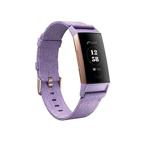"""<p><strong>Fitbit</strong></p><p>amazon.com</p><p><strong>$145.24</strong></p><p><a href=""""https://www.amazon.com/dp/B07FTL2WQF?tag=syn-yahoo-20&ascsubtag=%5Bartid%7C2164.g.35770191%5Bsrc%7Cyahoo-us"""" rel=""""nofollow noopener"""" target=""""_blank"""" data-ylk=""""slk:Shop Now"""" class=""""link rapid-noclick-resp"""">Shop Now</a></p><p>Your mom will be able to measure her heart rate, try """"exercise modes"""" and track her sleep—all with this one nifty gadget. It comes in several colors too (but how pretty is that purple?).</p>"""