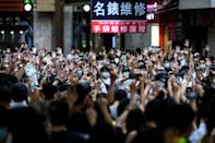 Thousands of people have been arrested in Hong Kong during pro-demoracy protests