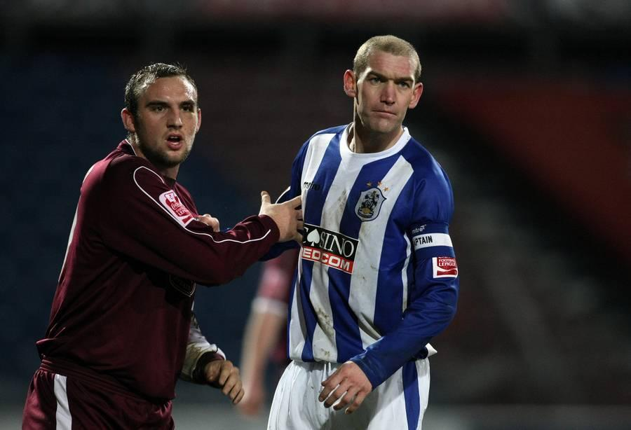 Huddersfield Town and Northampton Town