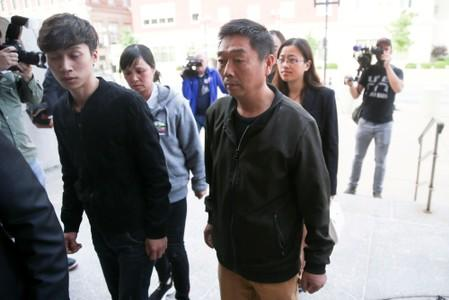FILE PHOTO: Jury selection set in death penalty case of Illinois man charged with murdering Chinese scholar