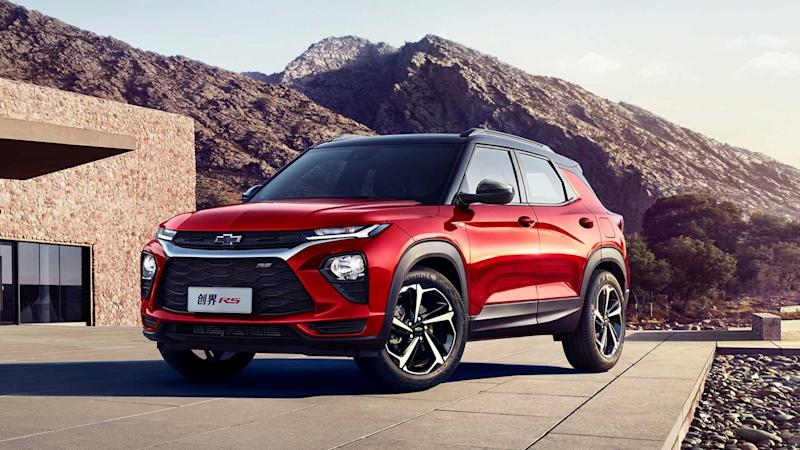 Chevrolet Trailblazer RS 2020 (China)