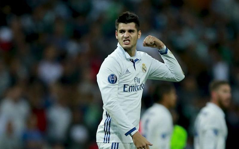 Alvaro Morata - Credit: GETTY IMAGES