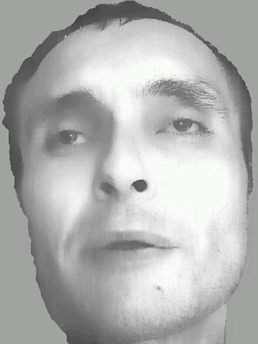 E-fit of the missing man found hanging