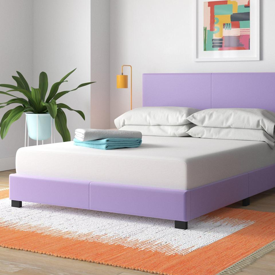"<p><strong>Wayfair Sleep</strong></p><p>wayfair.com</p><p><a href=""https://go.redirectingat.com?id=74968X1596630&url=https%3A%2F%2Fwww.wayfair.com%2Ffurniture%2Fpdp%2Fwayfair-sleep-10-medium-firm-memory-foam-mattress-wfsl1003.html&sref=https%3A%2F%2Fwww.cosmopolitan.com%2Flifestyle%2Fg36232793%2Fway-day-2021-best-deals%2F"" rel=""nofollow noopener"" target=""_blank"" data-ylk=""slk:Shop Now"" class=""link rapid-noclick-resp"">Shop Now</a></p><p><strong><del>$471</del> $254 (46% off)</strong></p><p>Peep Wayfair's memory foam mattresses for a solid and affordable upgrade. This one boasts over 16k reviews with an average of 4.7 stars. </p>"