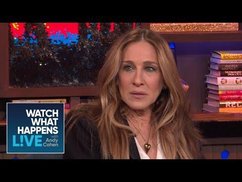 """<p>Parker appeared on <em>Watch What Happens Live</em>, where she was asked how she felt about Cattrall telling Piers Morgan they were """"never friends."""" """"Heartbroken,"""" Parker said. """"The whole week…I was really, I found it very upsetting because that's not the way I recall our experience.""""</p><p><a href=""""https://www.youtube.com/watch?v=ZsvViZgVXL8"""" rel=""""nofollow noopener"""" target=""""_blank"""" data-ylk=""""slk:See the original post on Youtube"""" class=""""link rapid-noclick-resp"""">See the original post on Youtube</a></p>"""