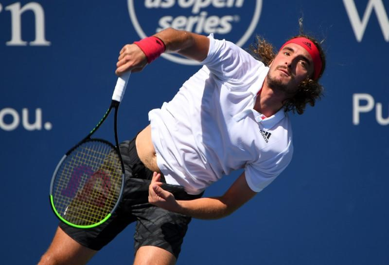 Tsitsipas opens up on his relationship with his towel