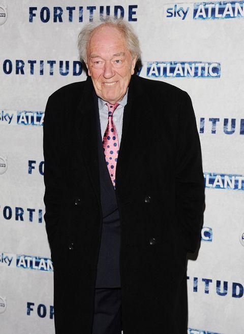 Michael Gambon in January 2015. Photo: Getty Images