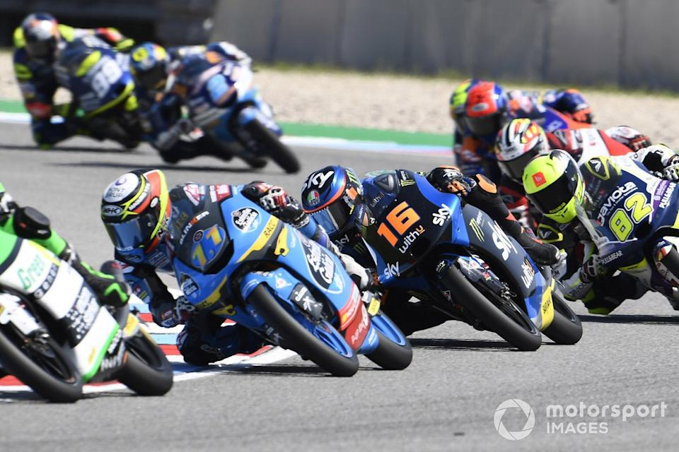 """Andrea Migno, Sky Racing Team VR46<span class=""""copyright"""">Gold and Goose / Motorsport Images</span>"""