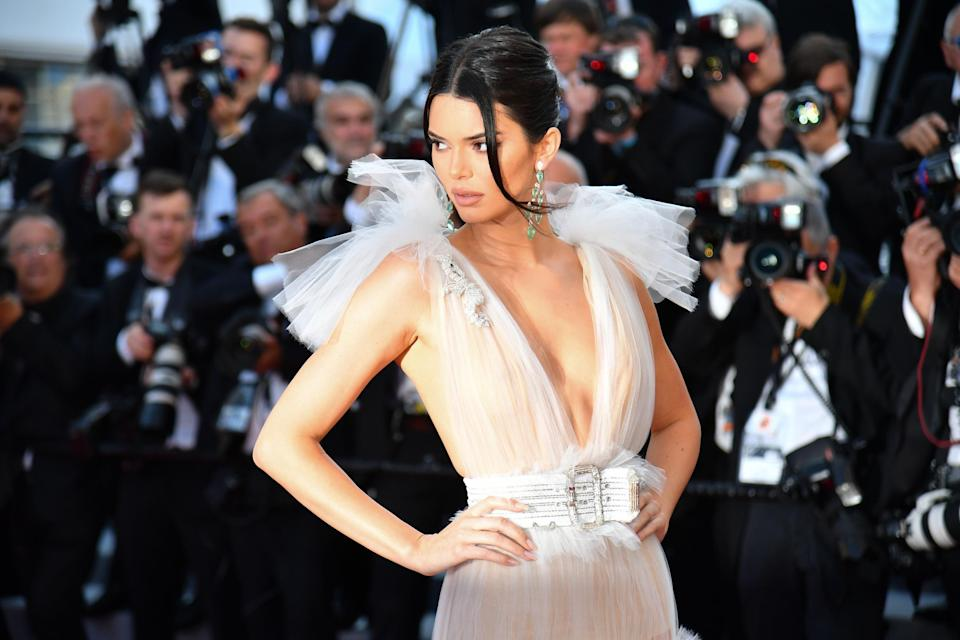 Backlash: Kendall Jenner claims she's been misrepresented: AFP/Getty Images
