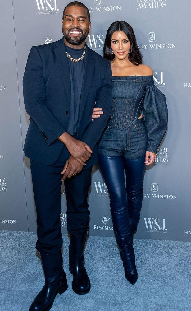 Kanye West and Kim Kardashian West | Mark Sagliocco/WireImage