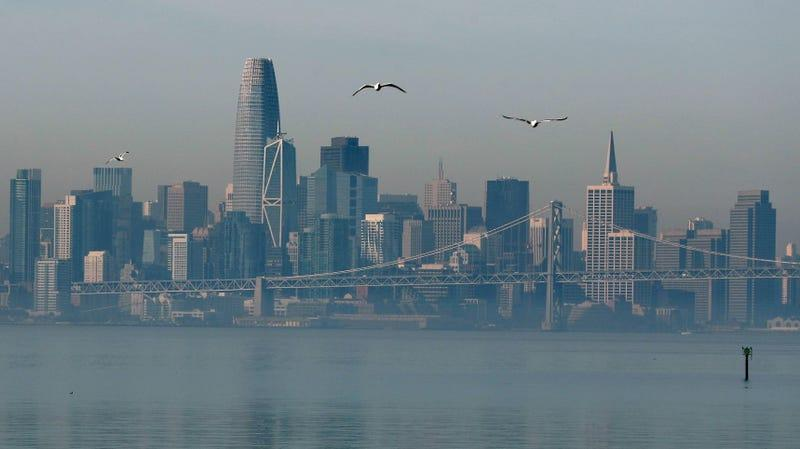 This is San Francisco.
