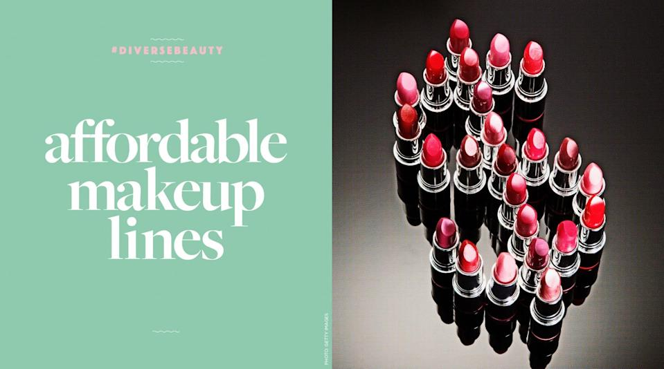 <p>Buying quality makeup shouldn't cost you a fortune! </p>