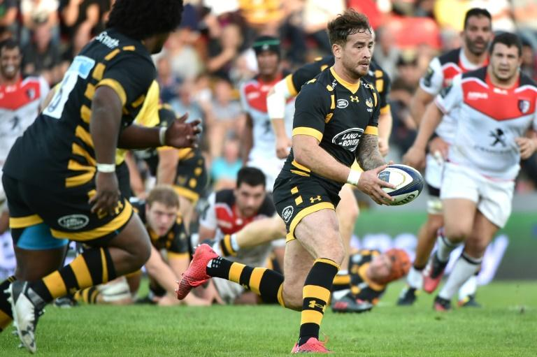 Cipriani moved to Gloucester from Wasps earlier this year