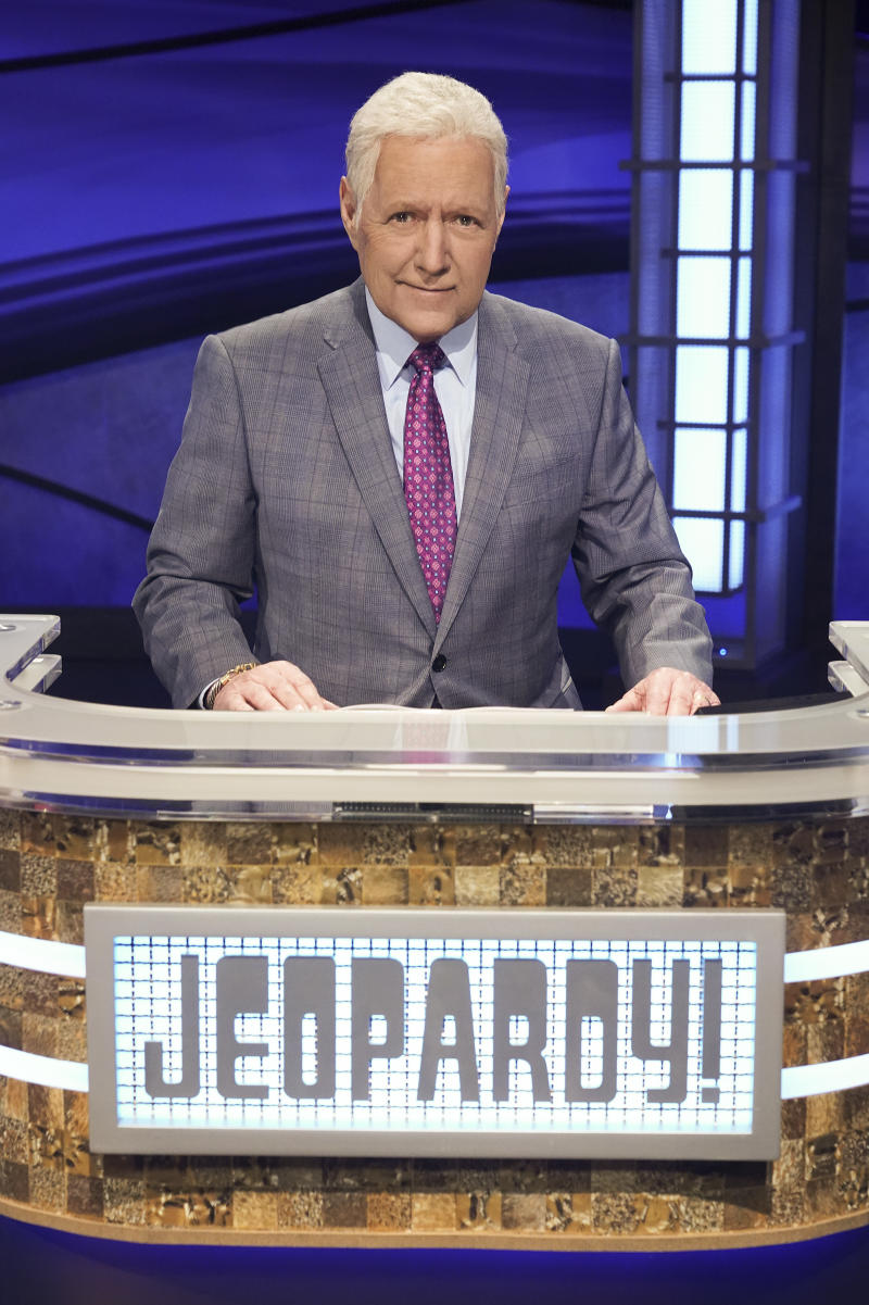 What is next for Jeopardy in the wake of host Alex Trebek's death. (Photo: Eric McCandless via Getty Images)