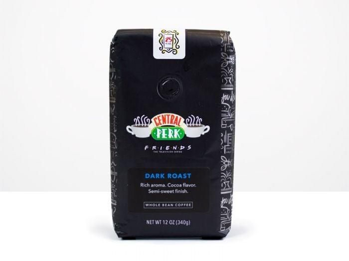 "<p><a href=""https://www.popsugar.com/buy/Central-Perk-Dark-Roast-Whole-Bean-Coffee-12-ounces-470966?p_name=Central%20Perk%20Dark%20Roast%20Whole%20Bean%20Coffee%20%2812%20ounces%29&retailer=store.coffeebean.com&pid=470966&price=10&evar1=yum%3Aus&evar9=46406562&evar98=https%3A%2F%2Fwww.popsugar.com%2Ffood%2Fphoto-gallery%2F46406562%2Fimage%2F46406983%2FCentral-Perk-Dark-Roast-Whole-Bean-Coffee-12-ounces&list1=friends%2Ctea%2Ccoffee%2Cfood%20news&prop13=api&pdata=1"" rel=""nofollow"" data-shoppable-link=""1"" target=""_blank"" class=""ga-track"" data-ga-category=""Related"" data-ga-label=""https://store.coffeebean.com/central-perk-coffee-dark-roast-12oz"" data-ga-action=""In-Line Links"">Central Perk Dark Roast Whole Bean Coffee (12 ounces)</a> ($10)</p>"