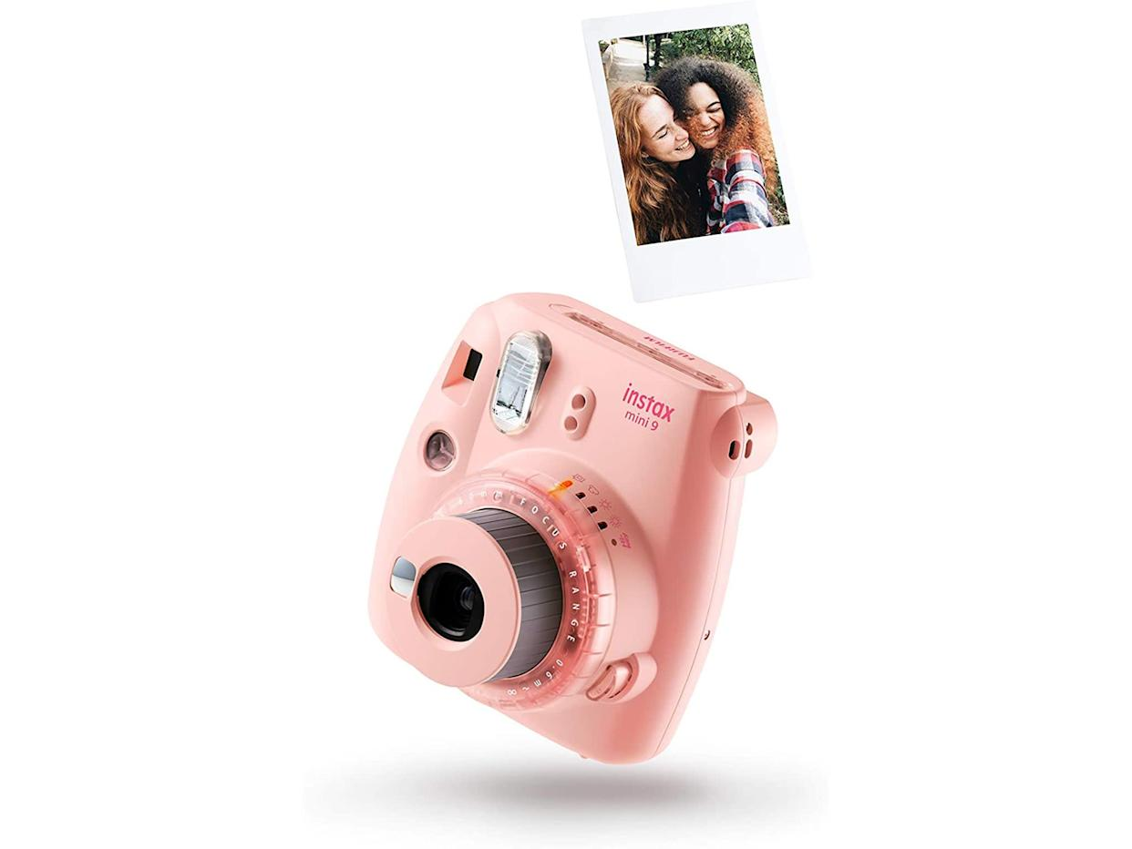 Take on a new hobby in lockdown with this polaroid cameraAmazon