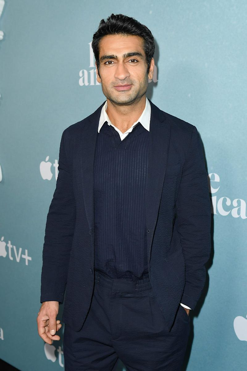 """Kumail Nanjiani is a producer and writer on Apple TV+'s """"Little America,"""" which premiered earlier this month."""