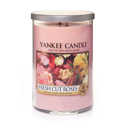 "<p><strong>Yankee Candle</strong></p><p>amazon.com</p><p><strong>$14.99</strong></p><p><a href=""https://www.amazon.com/dp/B00127N9PI?tag=syn-yahoo-20&ascsubtag=%5Bartid%7C10050.g.5116%5Bsrc%7Cyahoo-us"" rel=""nofollow noopener"" target=""_blank"" data-ylk=""slk:SHOP NOW"" class=""link rapid-noclick-resp"">SHOP NOW</a></p><p>This sweet smelling candle will last far longer than a dozen roses. </p>"