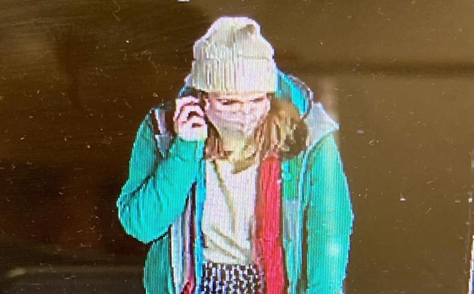 <p>CCTV of Sarah Everard has been released</p> (Met Police/PA)