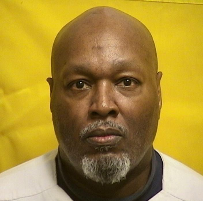 This undated photo provided by the Ohio Department of Rehabilitation and Correction shows death row inmate Romell Broom, an Ohio death row inmate who survived a botched execution attempt in 2009, who died Monday, Dec. 28, 2020, from possible complications of COVID-19, the state prisons system said.
