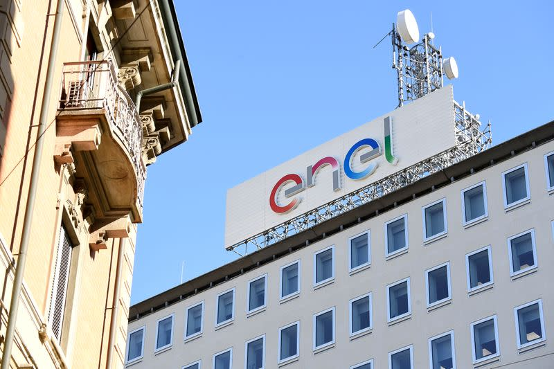 Italy's top administrative court refers Enel competition fine to EU