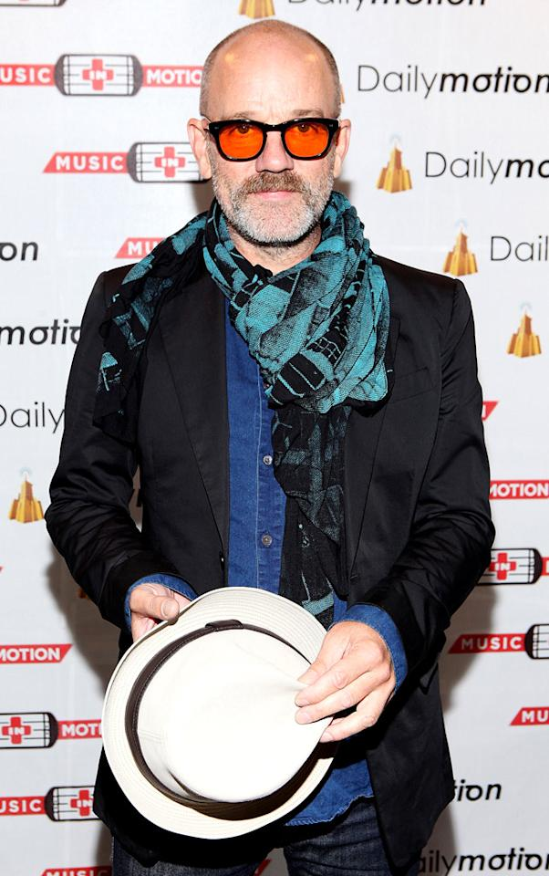 R.E.M. frontman Michael Stipe turns 52 on January 4.
