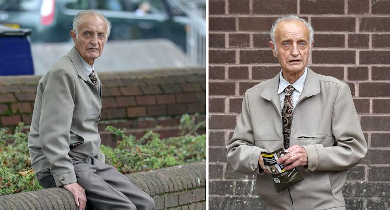 Ian Hemmens, 81, is accused of assisting an offender (Picture: PA)