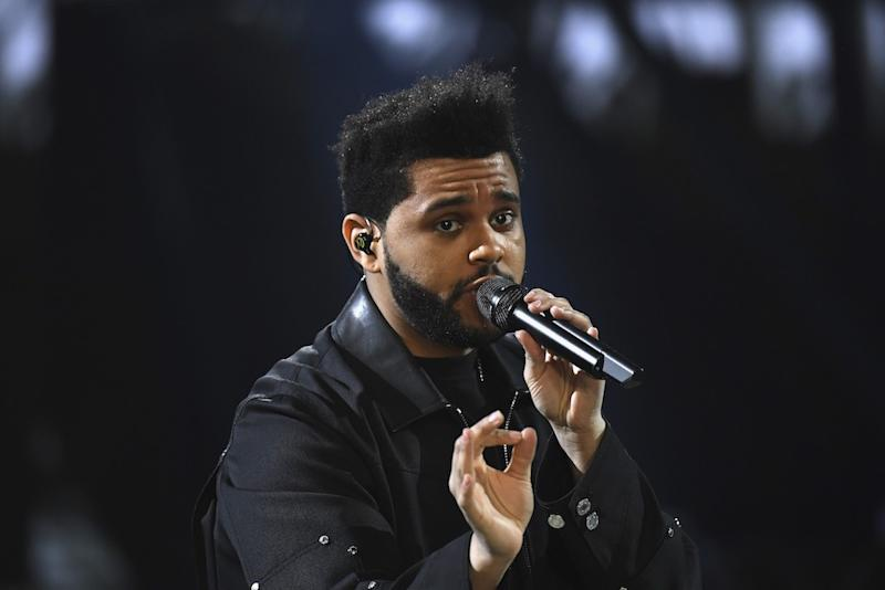 The Weeknd Drops New Song