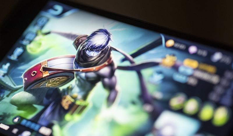 Tencent beats profit expectations with high score from mobile games